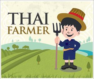 Thai Farmer AW